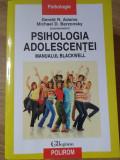 PSIHOLOGIA ADOLESCENTEI. MANUALUL BLACKWELL-GERALD R. ADAMS, MICHAEL D. BERZONSKY