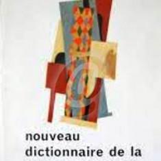 Nouveau dictionnaire de la peinture moderne
