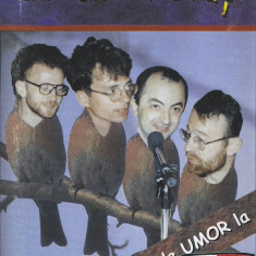 Caseta Viorel Gaiță – Caseta Cu Gaițe (Un An De Umor La ProFM), originala
