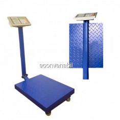 Cantar Electronic cu Platforma 500Kg cu Brat Rabatabil