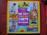 Prima mea carte de intrebari - National Geographic Kids