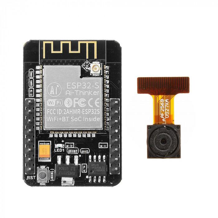 placa ESP32-CAM WiFi + bluetooth + Camera Module OV2640
