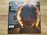 DAVID BOWIE - THE WORLD OF DAVID BOWIE (1970,DECCA,UK)  vinil vinyl