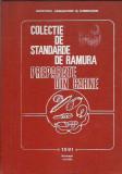 AS - COLECTIE DE STANDARDE DE RAMURA PREPARATE DIN CARNE