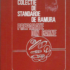 AS - COLECTIE DE STANDARDE DE RAMURA PREPARATE DIN CARNE