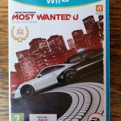 Joc WiiU - NEED FOR SPEED - Most wanted U