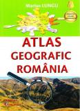 Atlas geografic Romania | Marius Lungu, Carta Atlas