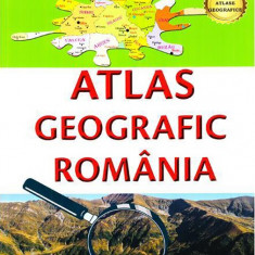Atlas geografic Romania | Marius Lungu