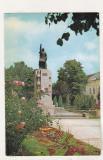 bnk cp Bistrita - Statuia Andrei Muresanu - necirculata