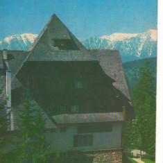 "CPI B 11286 CARTE POSTALA - PREDEAL - CIOPLEA. HOTEL ""ROBINSON"", Circulata, Fotografie"