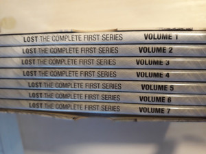 LOST - The complete first series  -  DVD