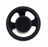 Suport auto magnetic universal, tip Volan, Black D Negru