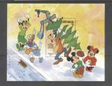 Grenada 1983 Christmas Disney Goofy perf. sheet Mi.B117 MNH DA.221, Nestampilat