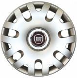 Set 4 Capace Roti Kerime R14, Potrivite Jantelor de 14 inch, Pentru Fiat, Model 204