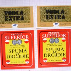 Etichete bauturi alcoolice romanesti