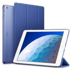 "Husa de Protectie ESR Yippee pentru Apple iPad Air 3 105"" 2019 Functii Stand&Smart Sleep Navy"