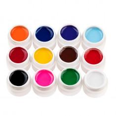 Set 12 geluri UV Color ENS PRO Magic Nails + CADOU