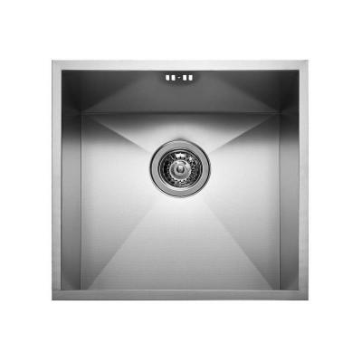 Chiuveta de bucatarie Pyramis Inox TETRAGON 44x44 1B LN foto