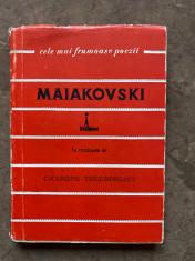 Maiakovski - Poezii foto