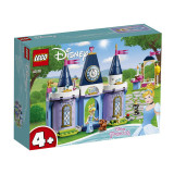 LEGO Disney Sărbătorirea Cenușăresei la Castel (43178)