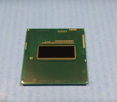 PROCESOR CPU laptop intel i7 4810QM HASWELL SR1PV gen a 4a 3800 Mhz foto