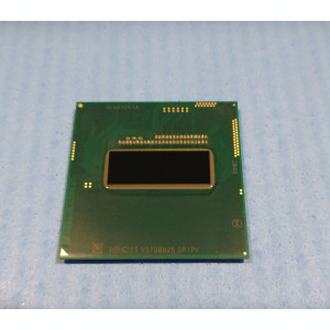 PROCESOR CPU laptop intel i7 4810QM HASWELL SR1PV gen a 4a 3800 Mhz