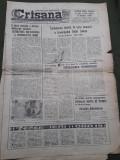 Ziar Crisana Oradea Bihor 18 februarie 1975
