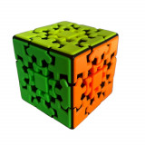 Cub Rubik KungFu Yumo Gear Cube Stickerless, 193CUB