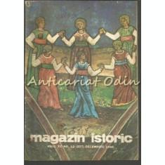 Magazin Istoric - Nr.: 12 Decembrie 1986