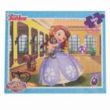 Cumpara ieftin Servieta puzzle Sofia, 100 piese