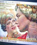 Stare foarte buna => Reunion 20 Franci Noi pe 1000 Franci 1971 TABLOU