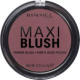 Rimmel Maxi Blush fard de obraz sub forma de pudra