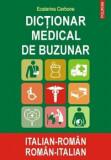 Dictionar medical de buzunar italian-roman/roman-italian/Ecaterina Cerbone