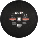 Disc debitat metale 355 x 3.2 x 25.4 mm Yato YT-61132