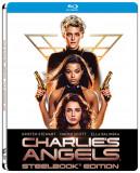 Ingerii lui Charlie (2019) / Charlie's Angels - BLU-RAY (Steelbook editie limitata) Mania Film