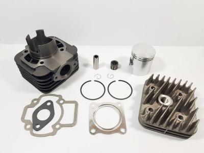 Kit Cilindru Set Motor + CHIULOASA Scuter Piaggio Piagio Liberty 80cc RACIRE AER foto