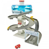 Set de joaca Rust-Eze Spinning Raceway Mini Racers Cars 3