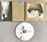 U2 - The Best Of 1980-1990 CD