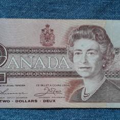 2 Dollars 1986 Canada - Dolari (2)