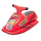 Cumpara ieftin Skijet gonflabil MiniJet pentru copii, Supape de siguranta, Material rezistent, Rosu
