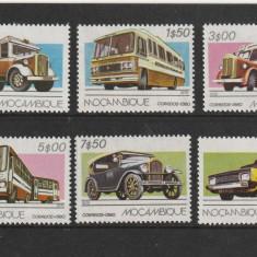 Auto masini ,istorie,Mozambic.