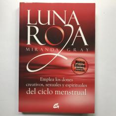 Luna rosie - Miranda Gray (editie in limba spaniola)