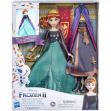 Papusa Disney Frozen 2, Transformarea finala a Annei