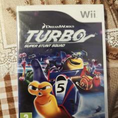 [Wii] Turbo - Super Stunt Squad - joc original Nintendo Wii SIGILAT