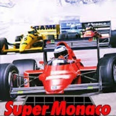 Joc SEGA Master System Super Monaco GP - A