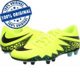 Pantofi sport Nike Hypervenom Phade 2 pentru barbati - adidasi originali, 42 - 45, Galben