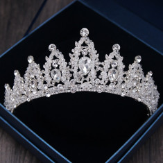 Diadema / tiara mireasa Euphoria