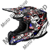 MBS Airoh Helm Mx Twist Punk Gloss, Multicolor, S=55-56, P:16/093, Cod Produs: TWPU17SAU