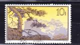 TIMBRU-CHINA-UZAT-STAMPILAT-1963