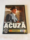 Sergiu Nicolaescu - Un comisar acuza (1 DVD original Film - Stare foarte buna!)